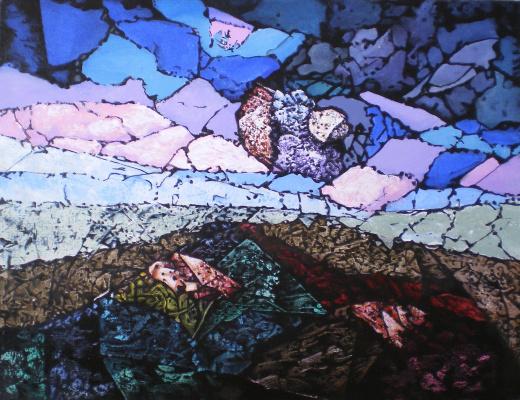 Igor Grigorievich Pertsev. Illusory Landscape