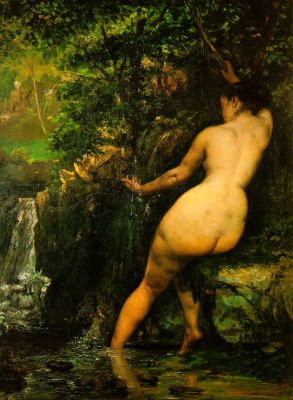 Gustave Courbet. Source