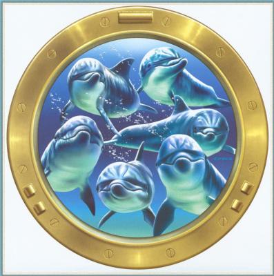 Ройс Макклюр. Дельфины 7