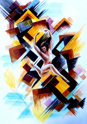 Alex Visiroff. Fighting figures