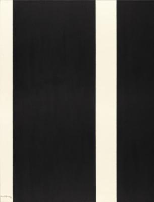 Barnett Newman. The thirteenth station