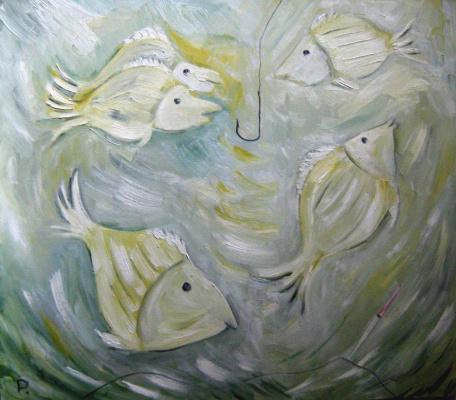 Svyatoslav Ryabkin. Fishes Fish