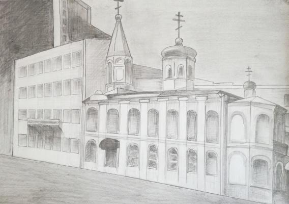 Polina. Kuybyshev street