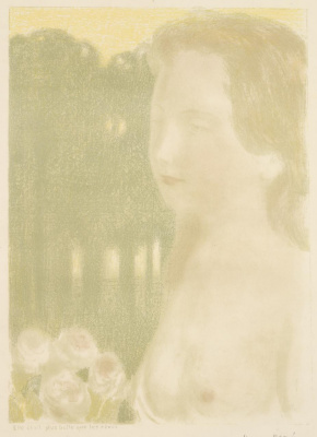 Maurice Denis. She was more beautiful than a dream