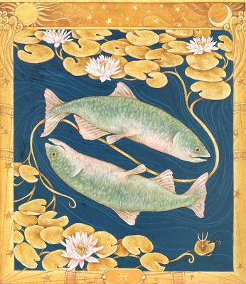 Крис Валдхерр. Рыбы
