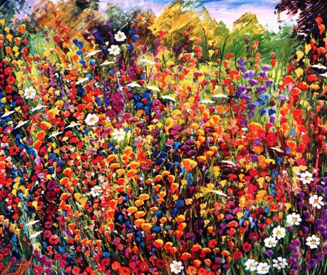 Марсель Кет. Цветы солнца