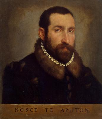 Джованни Баттиста Морони. Мужской портрет