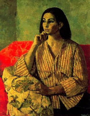 Хосеп-Мария Маллол Суасо. Портрет 8