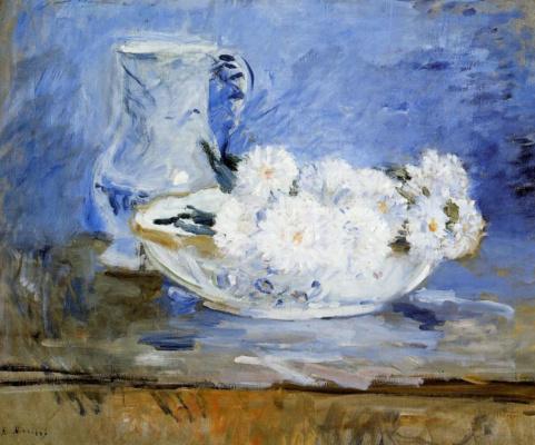 Berthe Morisot. Daisy