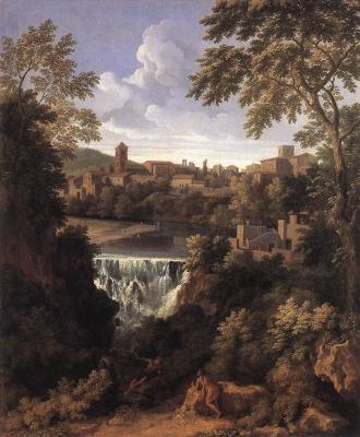 Гаспар Дюге. Водопад