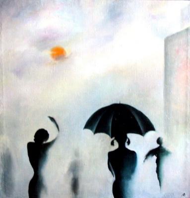Владимир Васильевич Абаимов. The Walk in a Mist 2