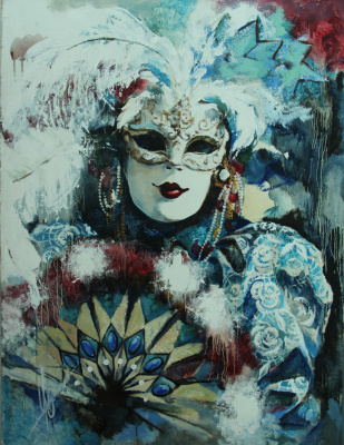 Olga Shatskaya. The Venetian Fool