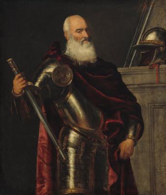 Portrait Of Vincenzo Capello