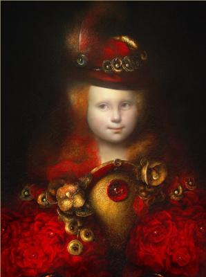 Ольга Акаси. Infanta