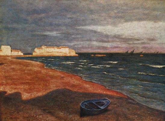 Александр Герымски. Море