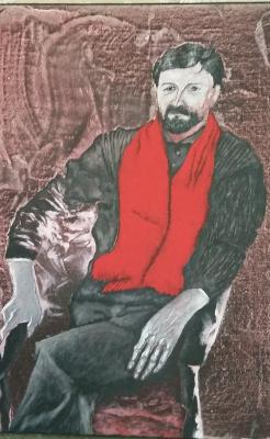Nikolay Zverev. Sculptor