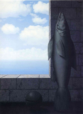 René Magritte. The search for truth