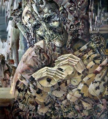 Иван Степанович Марчук. Под впечатлением от взрыва Чернобыля. 1986