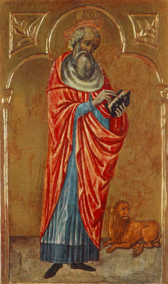Маттео ди Джованни. Святой Иероним