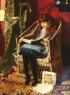 Мари Лоуис Гоу. Сказки