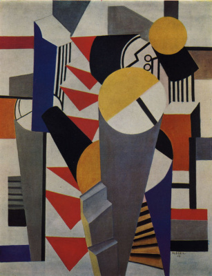 Fernand Leger. Composition