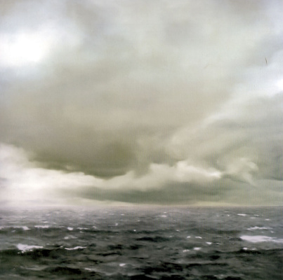 Gerhard Richter. Sea landscape