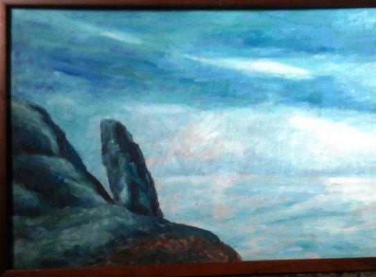 VALERY Viktorovich Shechkin. Rocks