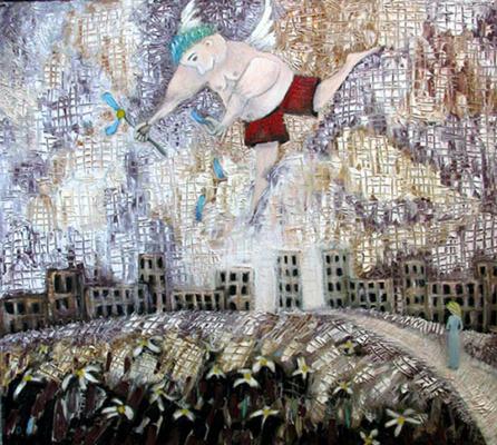 Svyatoslav Ryabkin. Dream of the poet Poet's Dream
