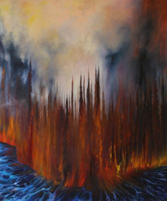 Alexey Chernov. Fire