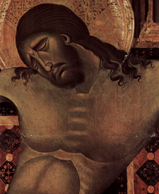 Cheney di Pepo Cimabue. The Figure Of Christ