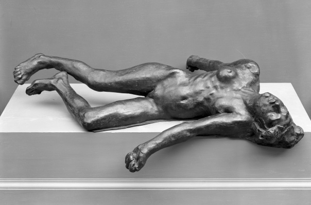 Auguste Rodin. The Martyr