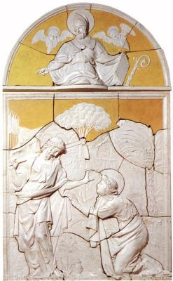 Джованни Франческо Рустики. Почитание