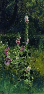 Ilya Efimovich Repin. Mallow.