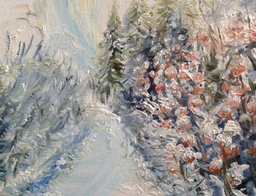 Agnes Carrot. Winter