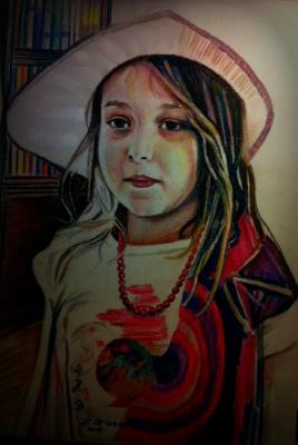 Cristina de biasio. Elena's granddaughter