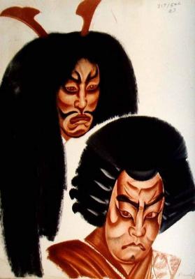 Alexander Yevgenyevich Yakovlev. Kabuki