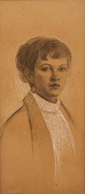 Сергей Георгиевич Леконцев. Портрет