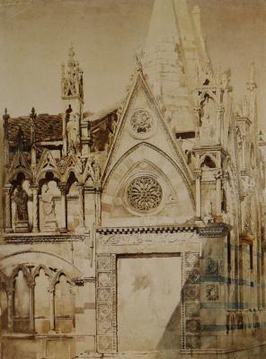 John Ruskin. Santa Maria della Spina, Pisa