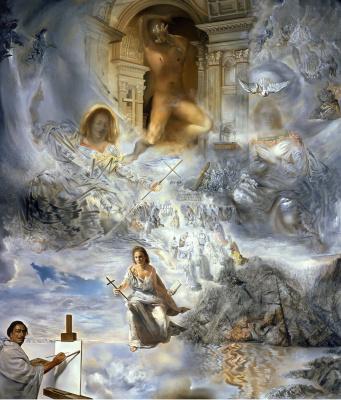 Сальвадор Дали. Вселенский собор