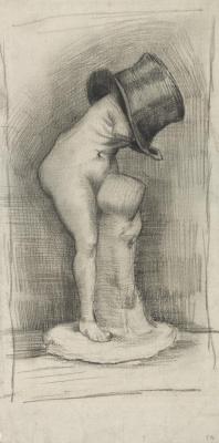 Винсент Ван Гог. Венера в цилиндре