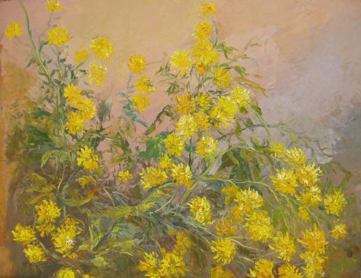 Elena Valyavina. The Golden summer