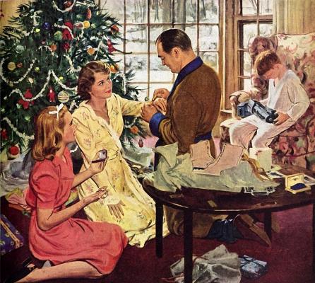 Остин Бриггс. Рождественские подарки