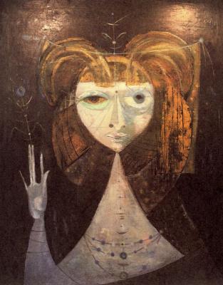 Мануэль Баеза. Портрет 1