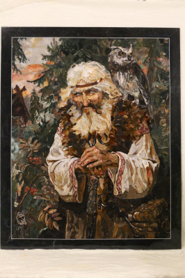 Love Dmitrievna Cheban. OLD MAN