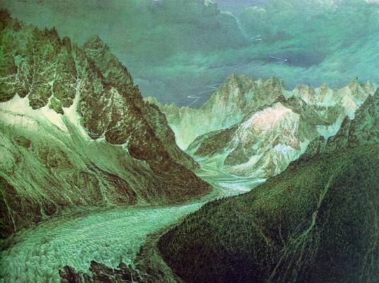 Джон Харфорд. Пейзаж