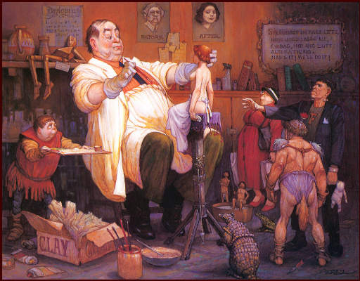 Francisco Jose Perez Macedo. Inspection
