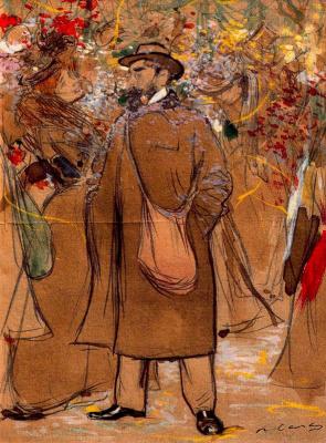 Ramon Casas i Carbó. Souvenir
