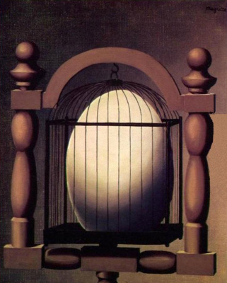 René Magritte. Selective affinity