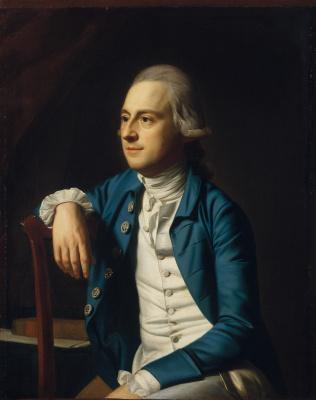 John Singleton Copley. Julian Verplank