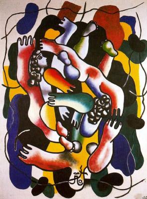 Fernand Leger. Divers